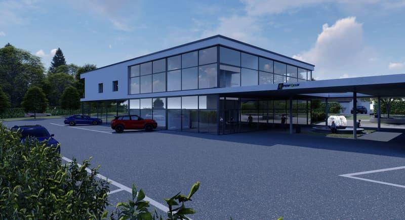 Immeuble commercial à Cugy VD (1)