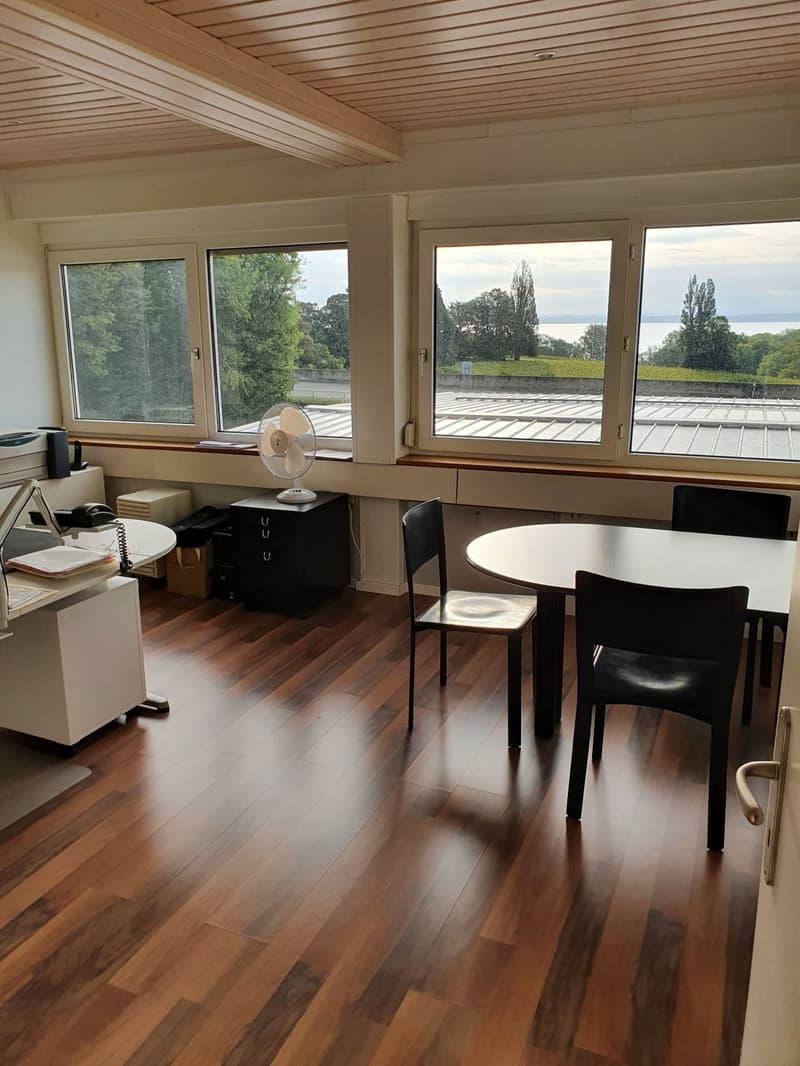 Laboratoire avec salle blanche ISO 8 à Bevaix (1)