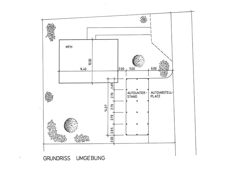 Gemütliche 3.5 Zimmer Wohnung in ruhigem Quartier (17)