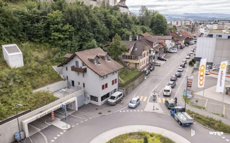 Immobilien Wyss - Renditeobjekt/Bauland beim Schlossbergparking Thun (2)