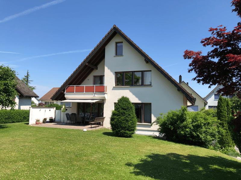 Im Grünen zuhause ? gemütliches Einfamilienhaus an bevorzugter Wohnlage (2)
