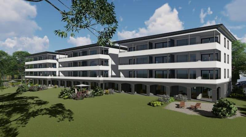 Erstvermietung 2.5 Zimmerwohnung in der Residenz Rebenpark (1)