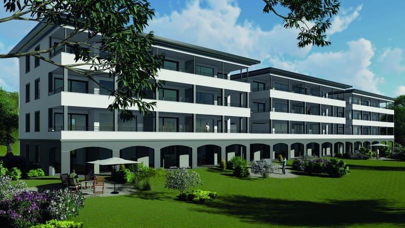 Erstvermietung 2.5 Zimmerwohnung in der Residenz Rebenpark (2)