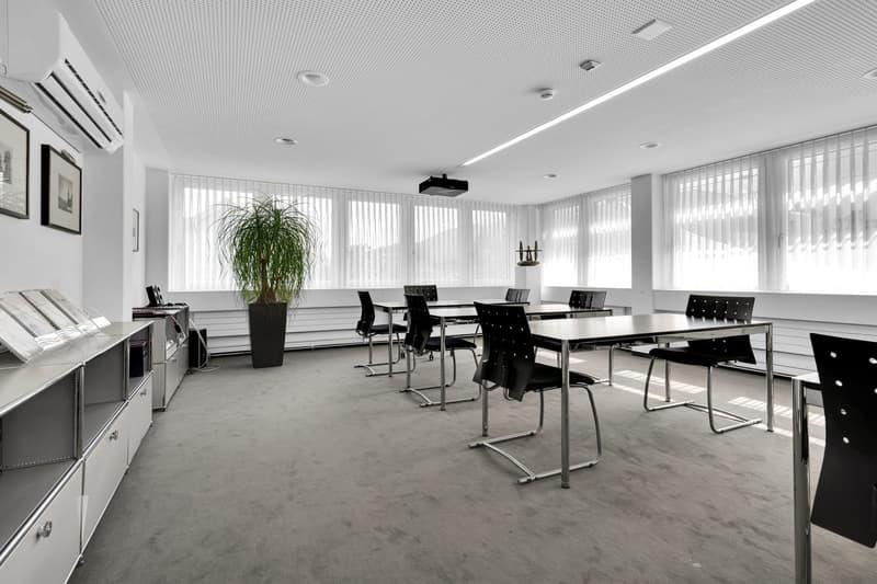 attraktive Büro-/Praxisräumlichkeiten im Zentrum von Buchs (2)