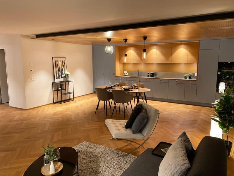 """4 1/2-Zimmer Terrassenhaus  """"Niesen Ebene 3"""" (1)"""