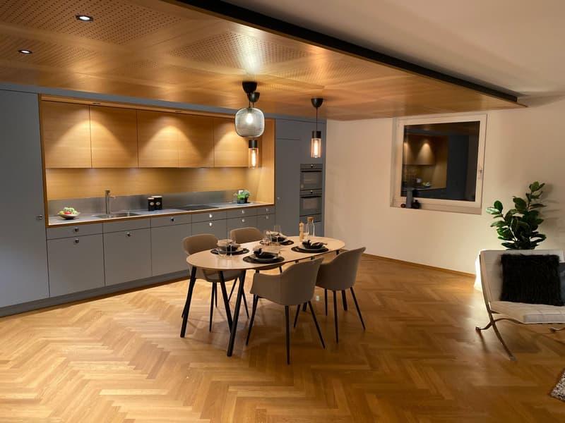 """4 1/2-Zimmer Terrassenhaus  """"Niesen Ebene 3"""" (2)"""