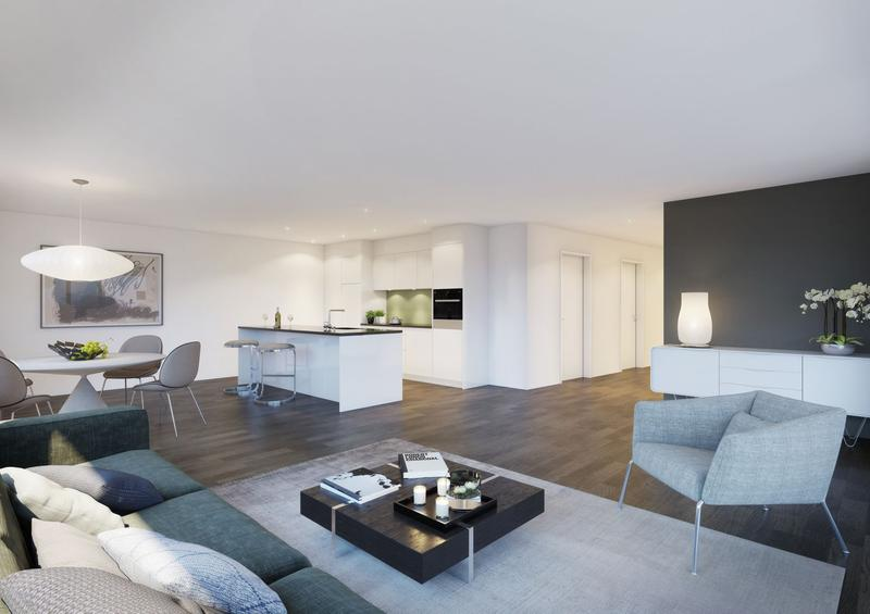 Exklusives Terrassenhaus (1)