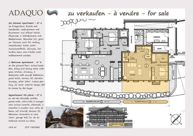 Grundriss / Plan
