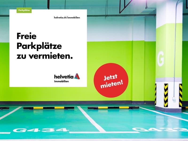 Freie Parkplätze im Posthof Neuhausen (1)