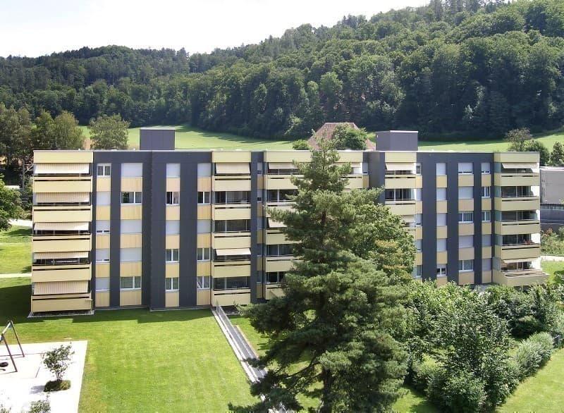 Tolle Wohnung mit eigenem Freibad, nahe Waldrand! (1)