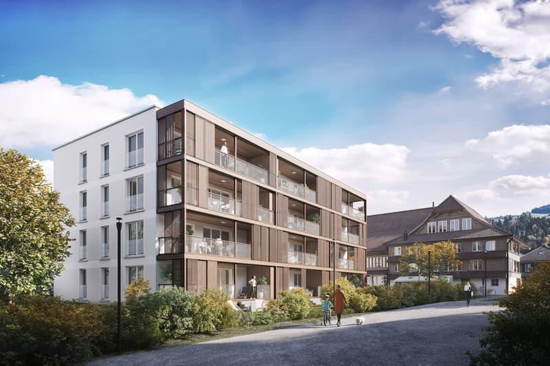 Bieri - Neubauwohnung mitten in Steffisburg (1)