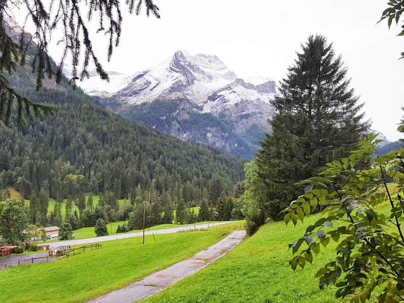 Schickes Chalet mit atemberaubender Aussicht auf die Berge/Chic chalet (2)