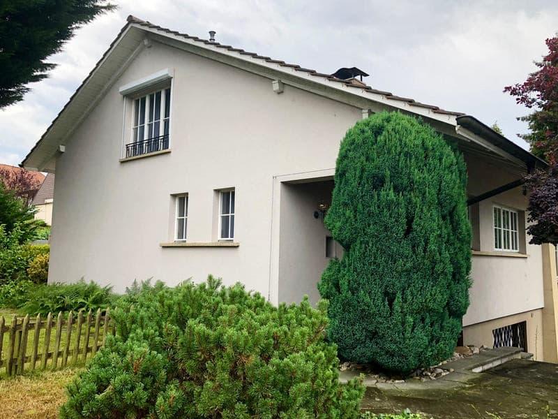 5½ ZIMMER-HAUS IN TÄUFFELEN (BE), MÖBLIERT, TEMPORÄR (10)