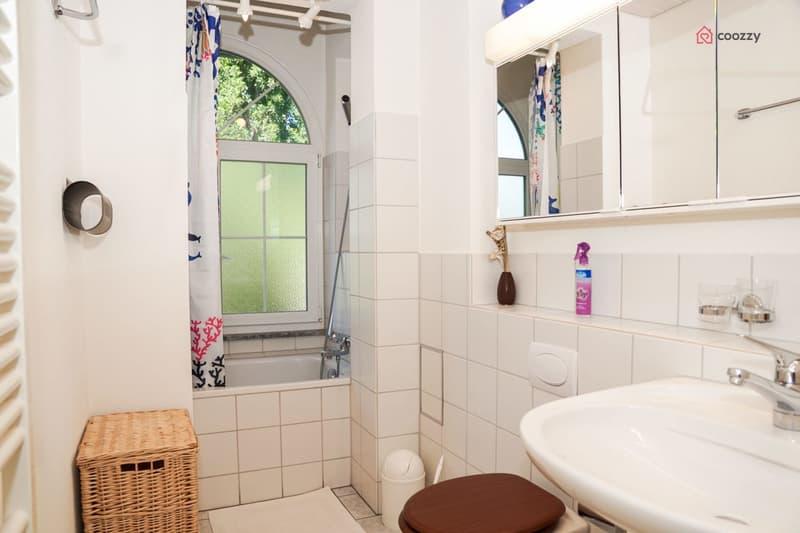 Templum  * - recently modernized apartment cosy style - gemütliche neu renovierte Altbau-Wohnung (6)