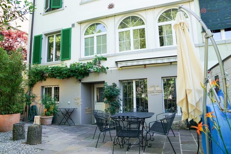 Templum  * - recently modernized apartment cosy style - gemütliche neu renovierte Altbau-Wohnung (2)