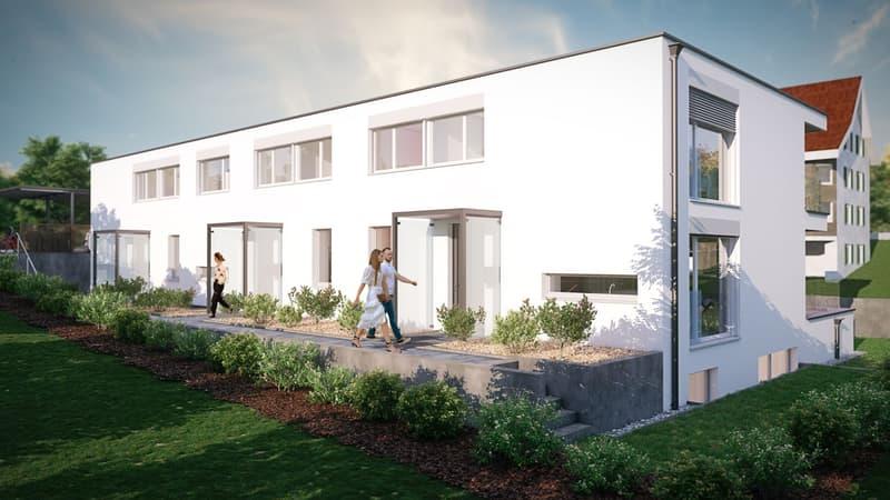 Neubauprojekt: 7.5-Zimmer-Reiheneckhaus (1)