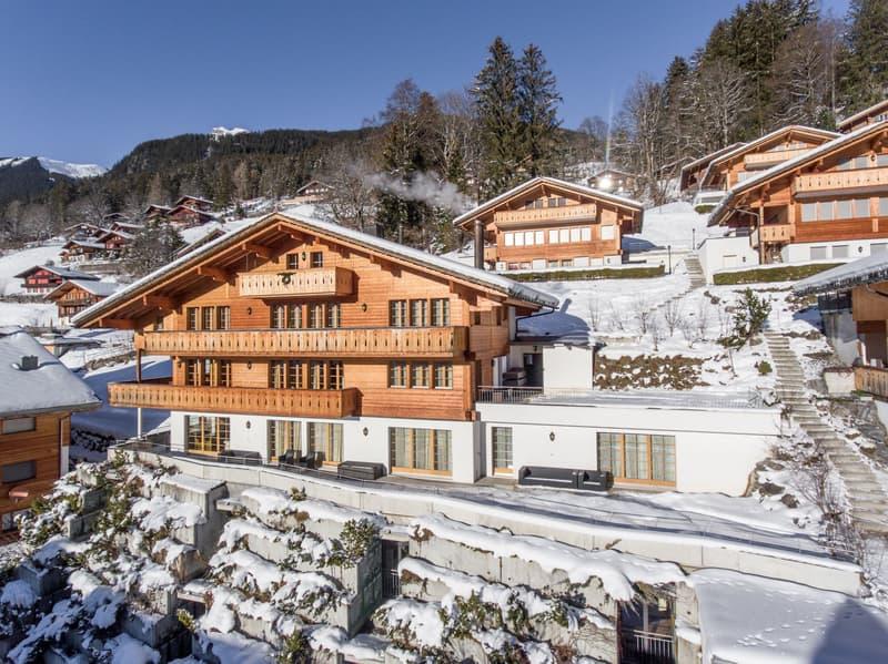 Modernes Mehrfamilienchalet Rotstöcki mit 3 Wohnungen (1)