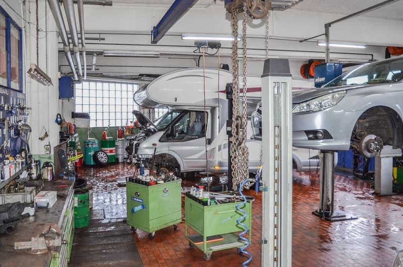 Werkstatt an bester Lage in Meiringen (2)