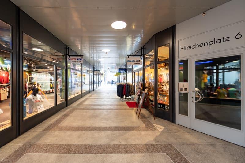 Einkaufs-Galerie
