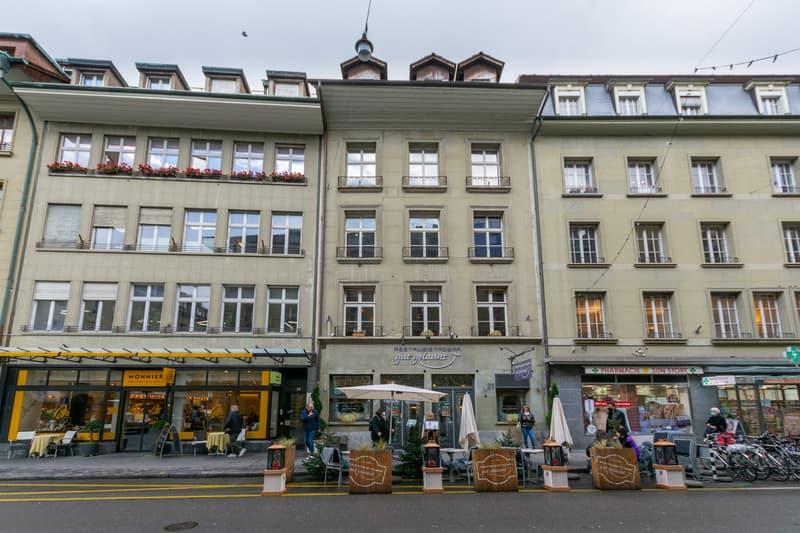 Geschäftshaus Schauplatzgasse 22, Bern