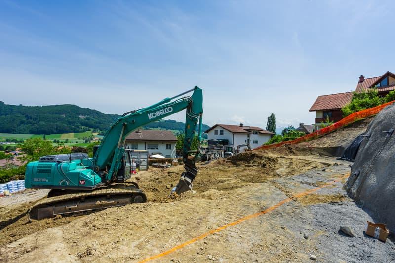 Baubeginn Juni 2021
