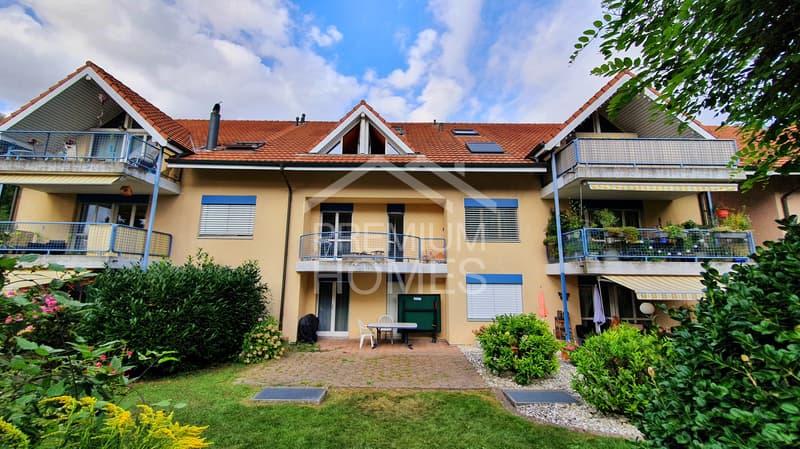 Schöne 4.5 Zimmer Duplexwohnung an Kinderfreundlicher Lage (1)