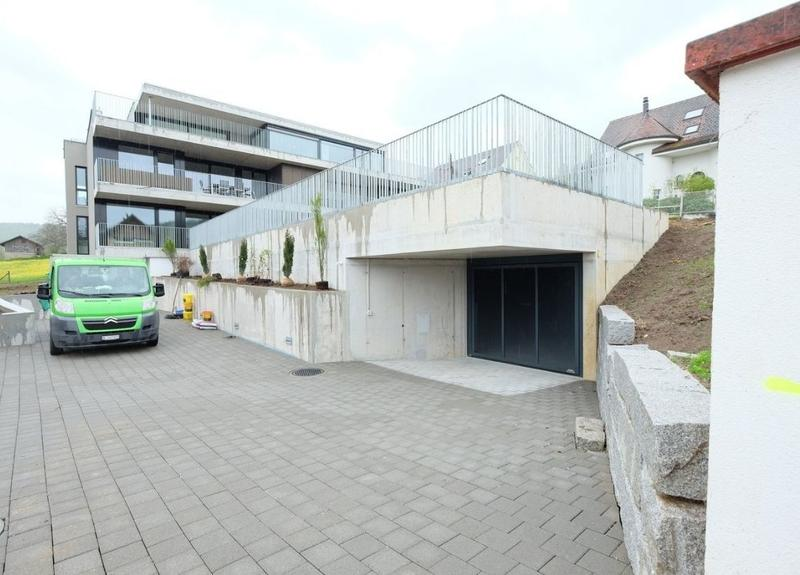 Zu verkaufen Innenparkplätze in hochwertigem Neubau in Pfeffingen (5)