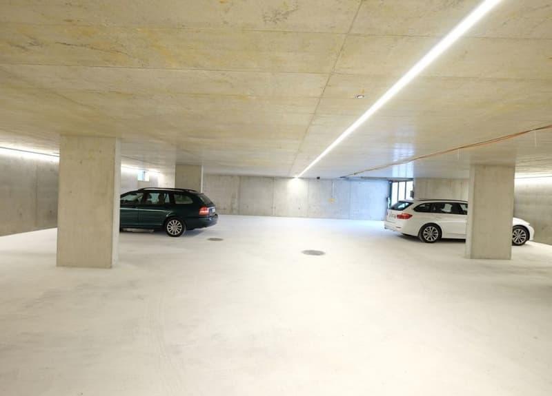 Zu verkaufen Innenparkplätze in hochwertigem Neubau in Pfeffingen (2)