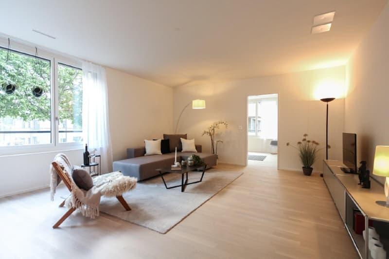 Exklusive und grosszügige 3.5-Zimmer-Eigentumswohnung an attraktiver Lage in Bäretswil (1)