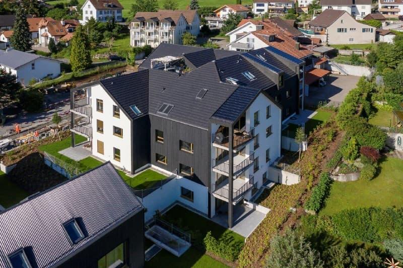 Wohnüberbauung Bewusst Wohnen