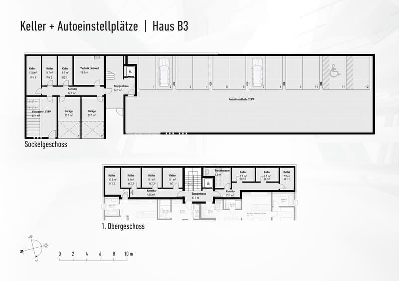 2½-Zimmer Eigentumswohnung an Top-Lage (8)