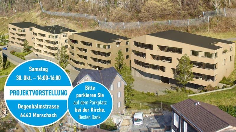 2½-Zimmer Eigentumswohnung an Top-Lage (1)