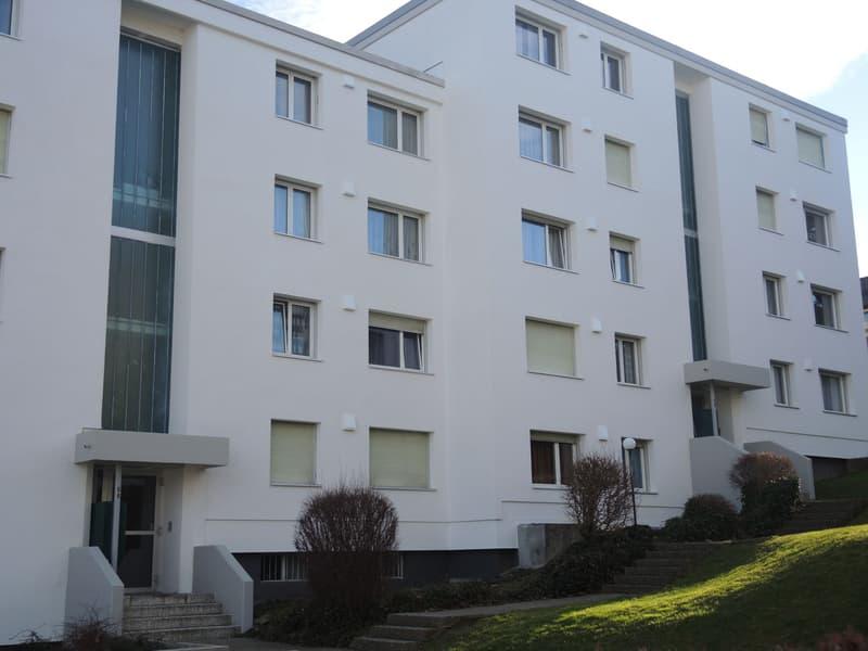 Gemütliche Wohnung mit Balkon (1)