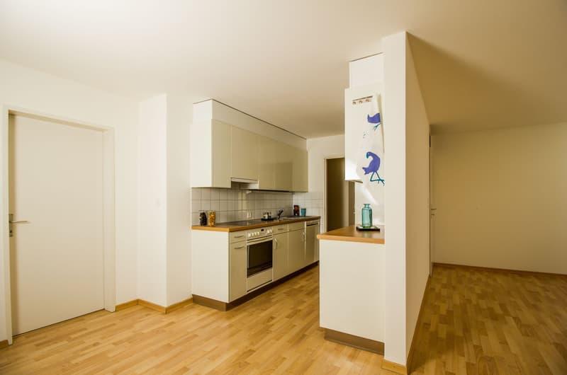 Gemütliche Wohnung mit Balkon (4)