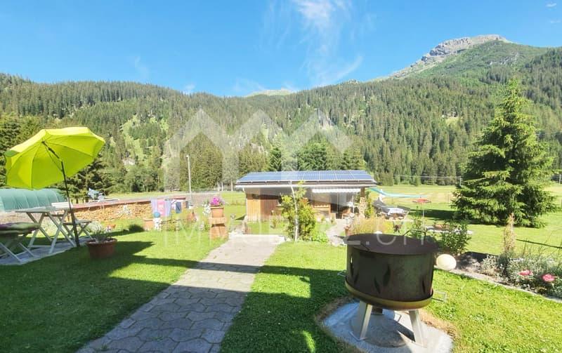 Geräumige 6.5 Zi.-Ferienwohnung auf 238m² Wohnfläche (2)