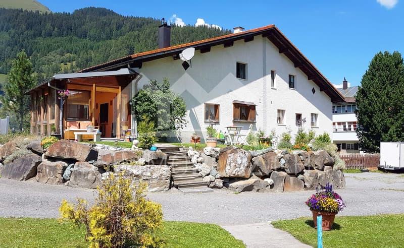 Geräumige 6.5 Zi.-Ferienwohnung auf 238m² Wohnfläche (1)
