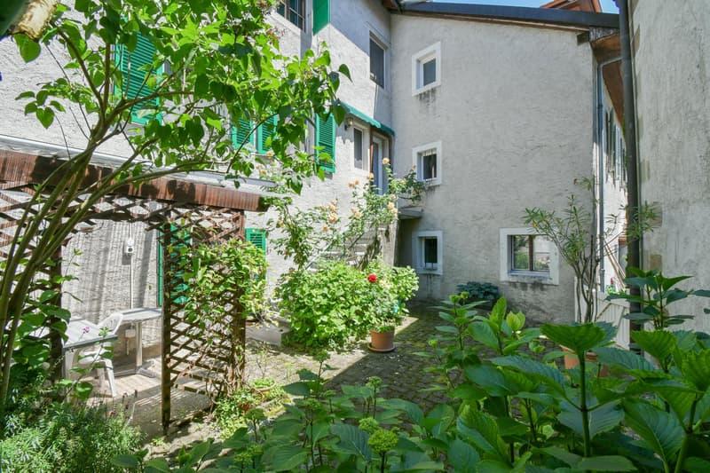 Maison de village dans le bourg de Crans (6)