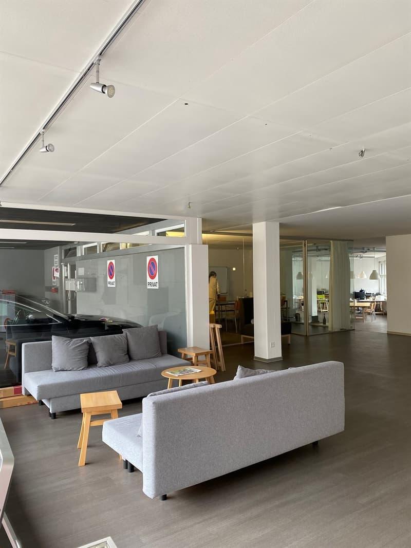 Top Büro- Gewerberäume an zentralster Lage in Stadt Biel (11)