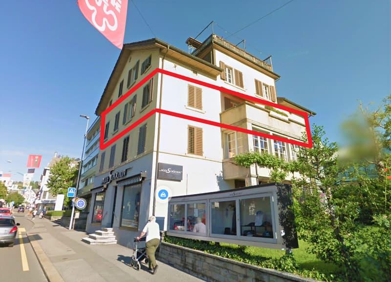 Lust auf eine grosszügige 4.5-Zimmerwohnung an zentralster Lage in Wädenswil befristet bis 30.06.23 (1)