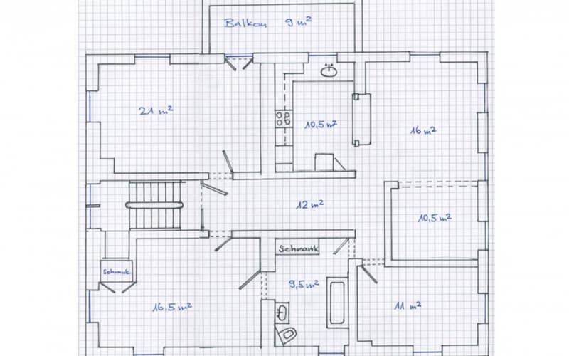 Lust auf eine grosszügige 4.5-Zimmerwohnung an zentralster Lage in Wädenswil befristet bis 30.06.23 (10)