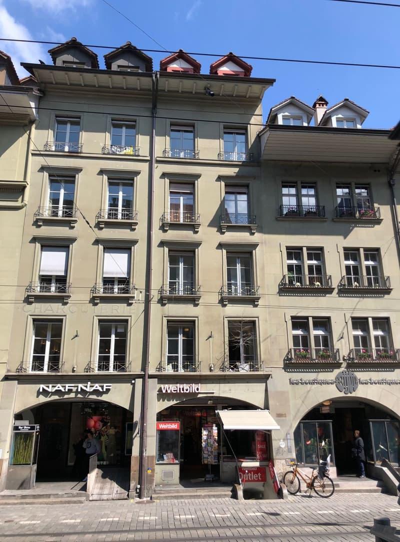 Wohn- und Geschäftshaus im Herzen der Stadt Bern (2)