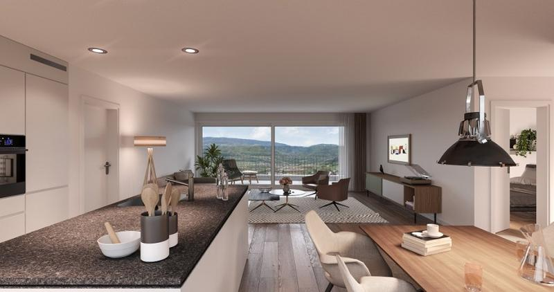 Appartement de 4.5 pièces au 2ème étage (2)