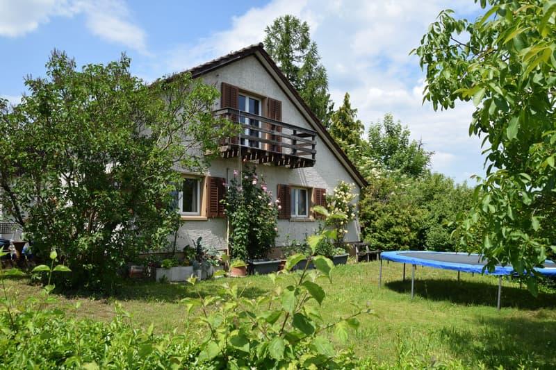 An schöner, begehrter Wohnlage, 788 m2 Wohnbauland mit Abbruchobjekt (2)