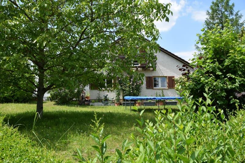 An schöner, begehrter Wohnlage, 788 m2 Wohnbauland mit Abbruchobjekt (1)