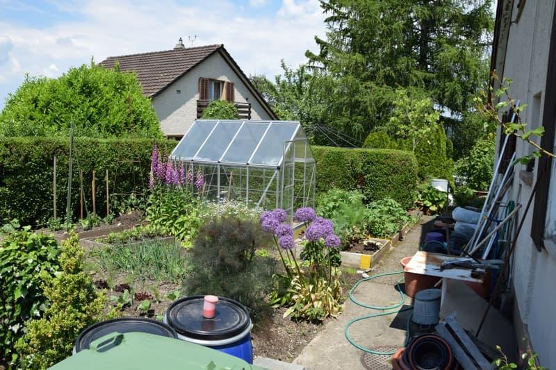 An schöner, begehrter Wohnlage, 788 m2 Wohnbauland mit Abbruchobjekt (5)