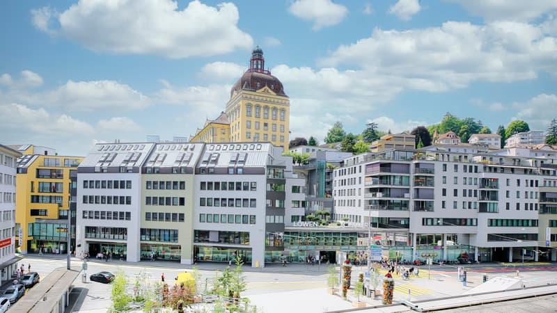 Ihre Praxisräume im Löwen Center Luzern (1)