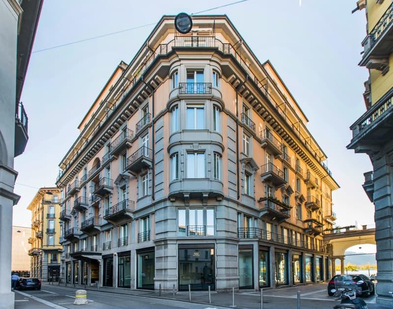 Palazzo Gargantini - nel cuore di Lugano tra eleganza e charme (1)