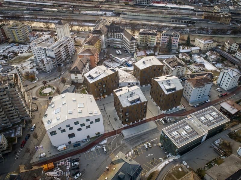 Ihre neuen Geschäftsräumlichkeiten zur vielseitigen Nutzung im Aletsch Campus (2)