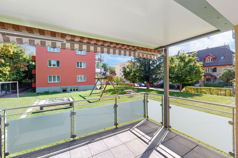 Gemütliche Wohnung - Nähe Spital (11)