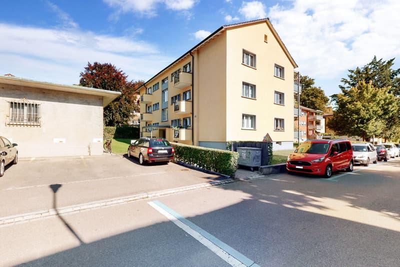 Gemütliche Wohnung - Nähe Spital (1)